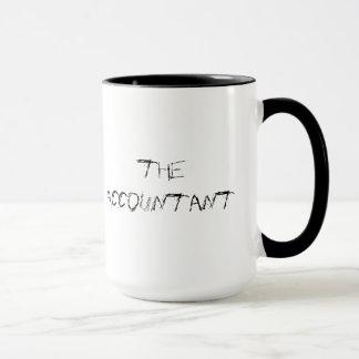 Accountant gift mug - cool edgy