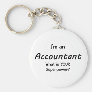 accountant keychain