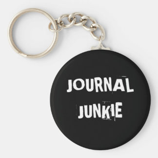 Accountant or Bookkeeper Funny Nickname Basic Round Button Keychain