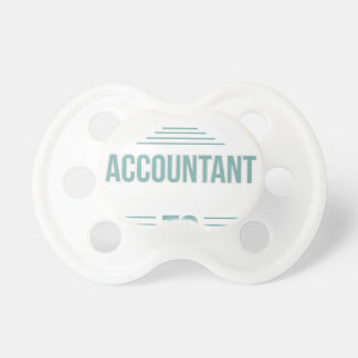 ACCOUNTANT PACIFIER