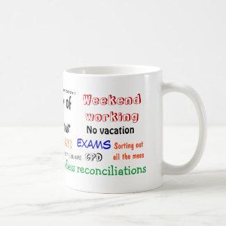 Accountant sense of humour ?! (UK) Coffee Mug