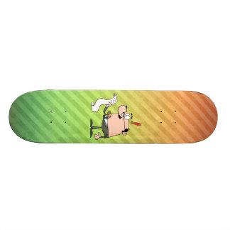 Accountant Custom Skate Board