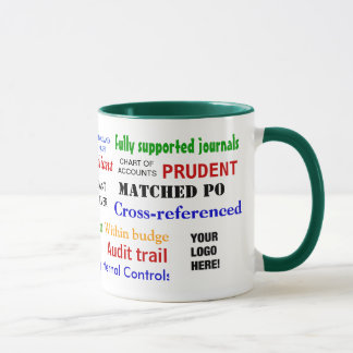 Accountant Stress Reliever!! add your logo Mug
