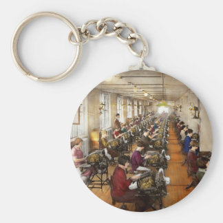 Accountant - The enumeration division 1924 Keychain
