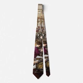 Accountant - The enumeration division 1924 Tie