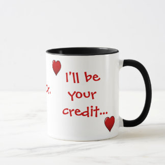 Accountant Valentine - A Journal Made in Heaven! Mug