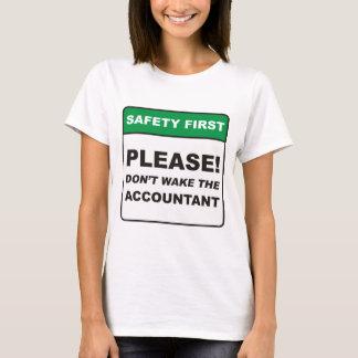Accountant / Wake T-Shirt