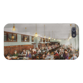 Accountant - Workaholic 1923 Cover For iPhone 5/5S