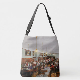 Accountant - Workaholic 1923 Crossbody Bag
