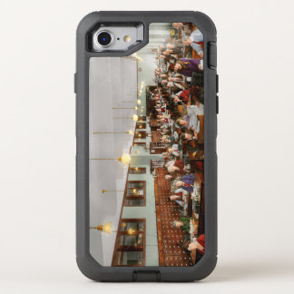 Accountant - Workaholic 1923 OtterBox Defender iPhone 8/7 Case