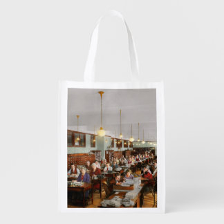 Accountant - Workaholic 1923 Reusable Grocery Bag