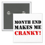 Accounting & Finance Month End Approval Stamp