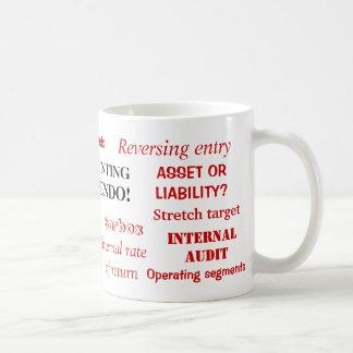 Accounting Innuendo ! Mug