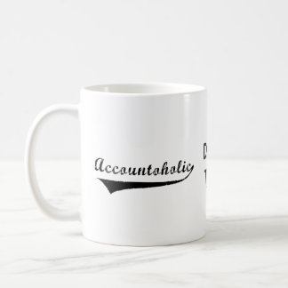 Accountoholic Coffee Mug