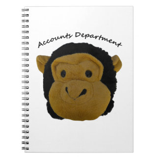 Accounts Department Notebooks