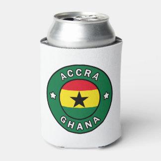 Accra Ghana Can Cooler