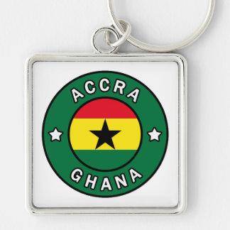 Accra Ghana Keychain