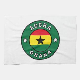 Accra Ghana Kitchen Towel