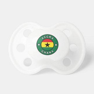 Accra Ghana Pacifier