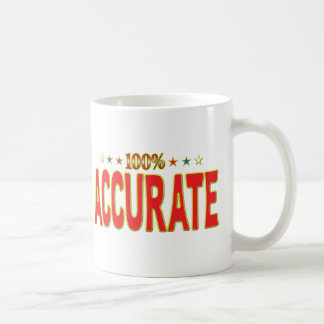 Accurate Star Tag Mugs