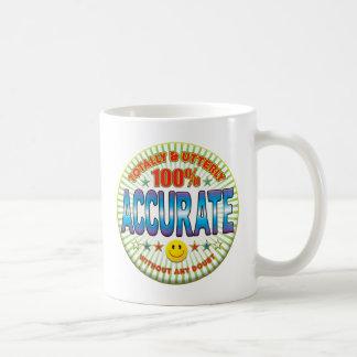 Accurate Totally Mug