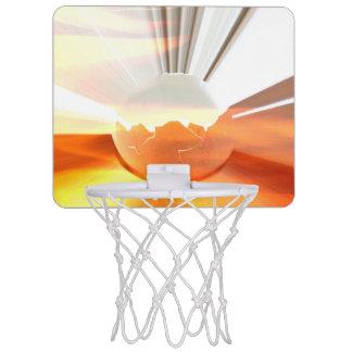 Accurately… Mini Basketball Hoop