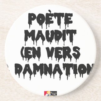 Accursed poet (IN WORMS AND DAMNATION) - Word Coaster