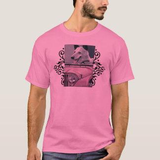 ACD Cattledog Jeep Driver T-Shirt
