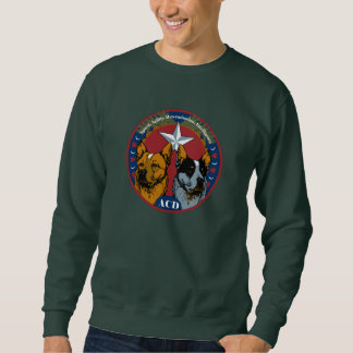 ACD: Speed, Agility, Determination, Intelligence Pull Over Sweatshirts
