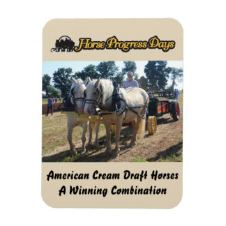 ACDHA Horse Progress Days 2017 Magnet