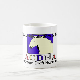 ACDHA mug. Coffee Mug