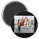 Ace Attorney Orchestra 2 Inch Round Magnet