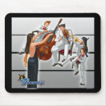 Ace Attorney Orchestra Mouse Pad