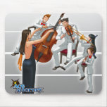 Ace Attorney Orchestra Mousepad