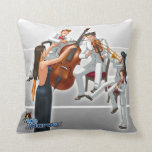 Ace Attorney Orchestra Pillow