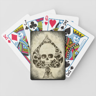 Ace death Card Playing cards