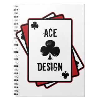 Ace Design Spiral Note Book