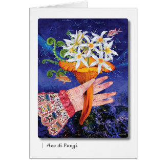 Ace di Fungi Card