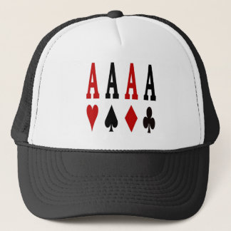 Ace Guy Poker Cap