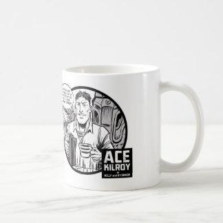 """Ace Kilroy """"Cup O'Kona"""" Mug"""