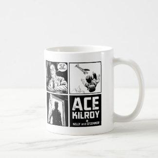 Ace Kilroy Four Panel Mug