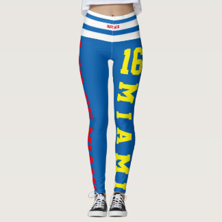 ACE MIAMI3 CELEBRATE LIFE  MIAMI 16 HAVIC ACD LEGGINGS