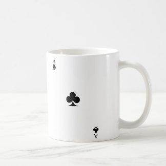 Ace of Clubs Coffee Mug