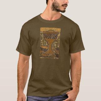 ACE OF CUPS TAROT BY LIZ LOZ T-Shirt