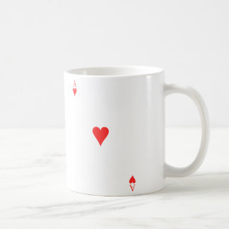 Ace of Hearts Coffee Mug