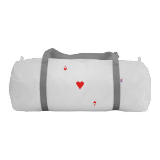 Ace of Hearts Gym Bag
