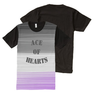 """Ace of Hearts"" Tee"