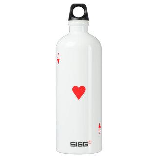 Ace of Hearts Water Bottle