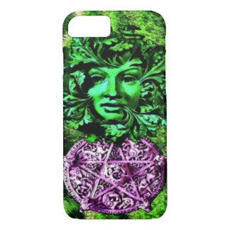 Ace of Pentacles Tarot Card iPhone 7 Case