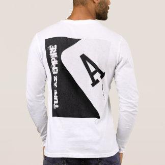 Ace of Spade Bella+Canvas Henley Long Sleeve Shirt
